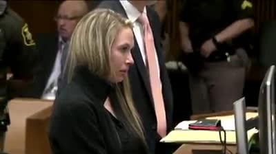 Drunk driver's mom laughs at victim's family in courtroom but the judge gets the last laugh