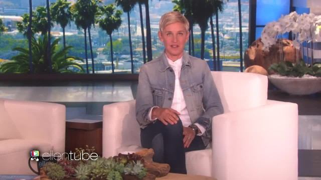Ellen Flies In Handsome Teacher's Students Only To Unveil Twist Leaving Him Rolling In Seat