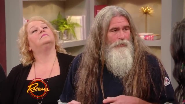 He didn't cut his hair for 16 yrs — wife is floored when he emerges a silver fox