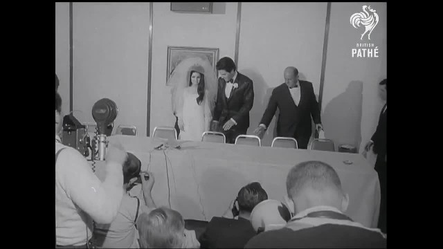 They Uncovered Rare Footage From Elvis' 1967 Wedding. Look Closely, This Is Incredible