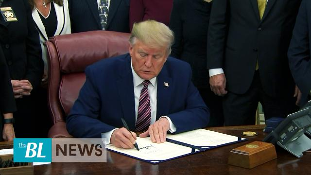 Trump signs Animal Cruelty Act into law