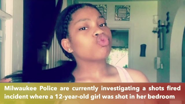 12-year-old Milwaukee girl shot while sitting on her bed watching Netflix