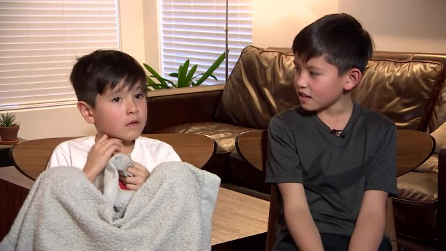 Saskatoon brothers save their grandma's life l CBC Kids News