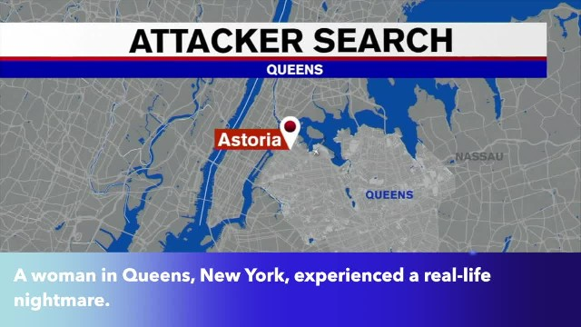 Woman escapes groper only to find him standing over her bed in Queens, New York
