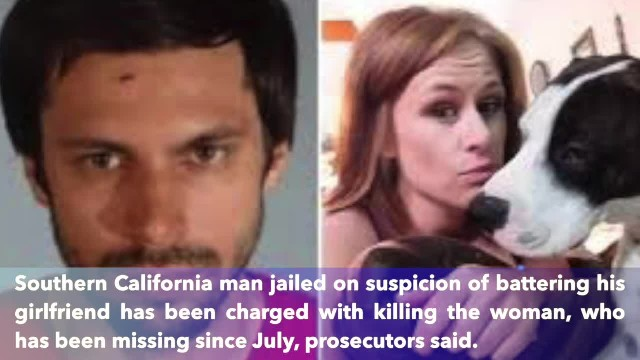 California man charged with killing girlfriend, who remains missing