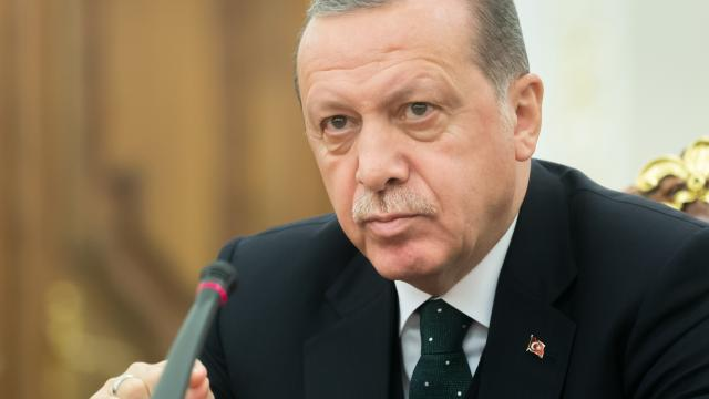 The BL news-Turkey's Erdogan Met With Us Sen. Graham To Discuss Syria