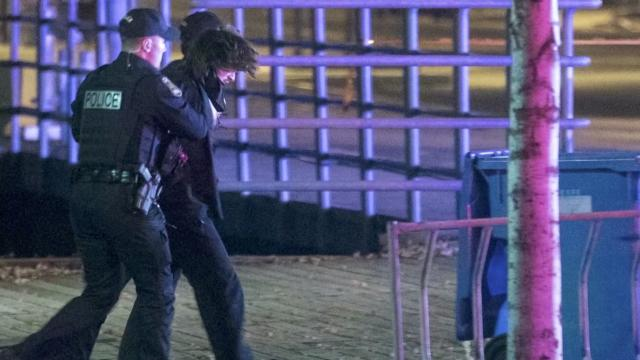Attacker with sword kills at least two in Quebec