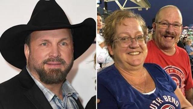Garth brooks sends personal invite with concert tickets to woman with terminal cancer
