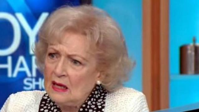 After all these years Betty White exposes cast member who never liked her