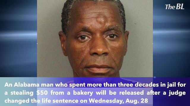 Alabama man who spent three decades in jail after stealing $50 released from prison