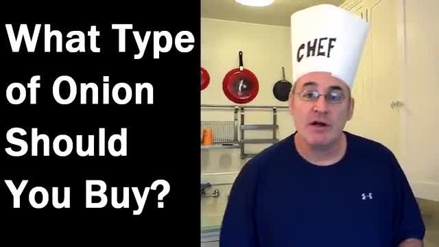What you're actually supposed to do with different types of onions