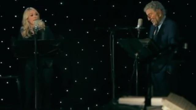 Carrie Underwood joins Tony Bennett for an unforgettable performance of an old, beloved classic