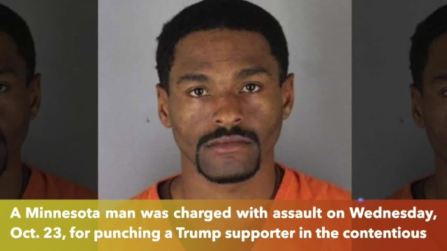 Minnesota man faces felony assault charge after punching a Trump supporter trying to leave Trump ral