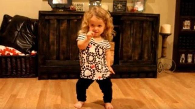 Little girl with dwarfism is picked on, so she decides to make a fun video to send a message
