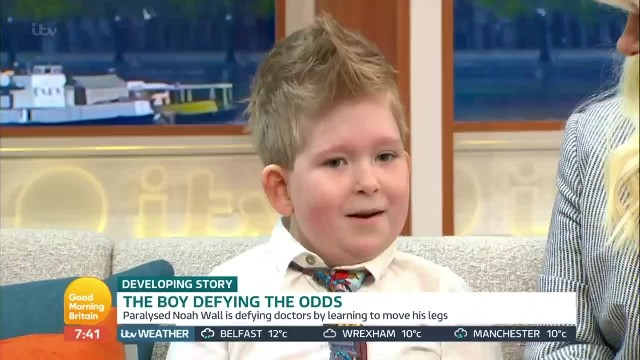 "Doctors stunned as boy born with 2% of brain ""grows"" one"
