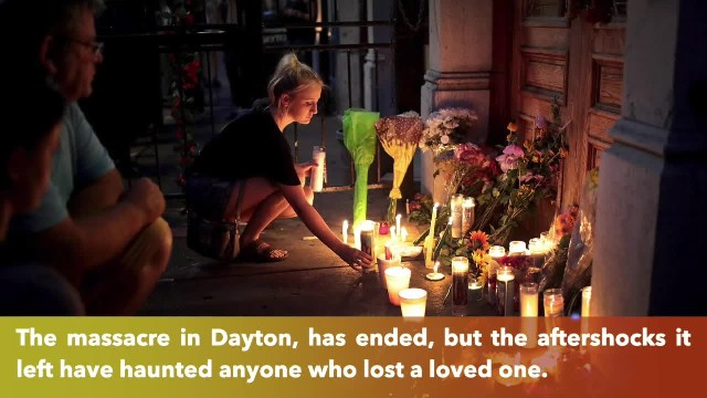 'I need to get to my kids', woman killed in Dayton called husband after getting shot