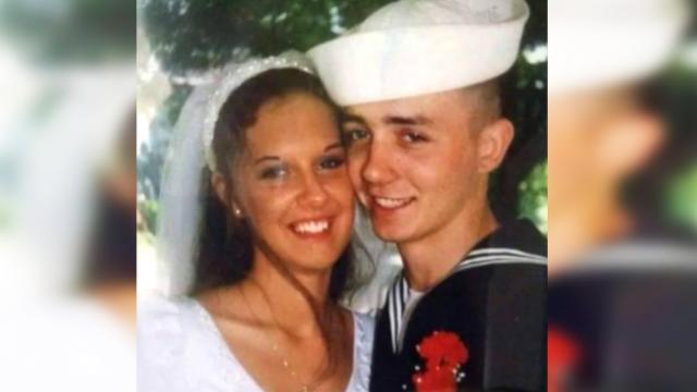 High school sweethearts finally get their dream wedding after 21 years together