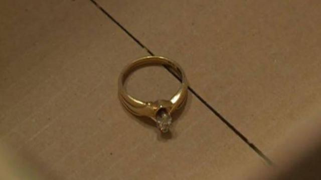 Woman finds Walmart shopper's missing wedding ring in bottom of instant pot box on Christmas