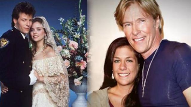 23 years after she was placed for adoption Jack Wagner finds long-lost daughter on a cruise