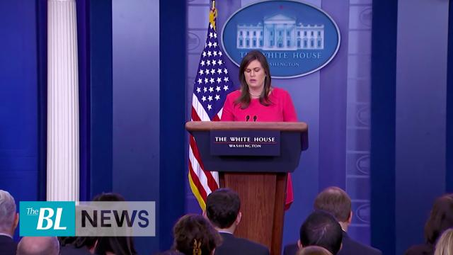 Sarah Sanders To Leave White House At End Of June