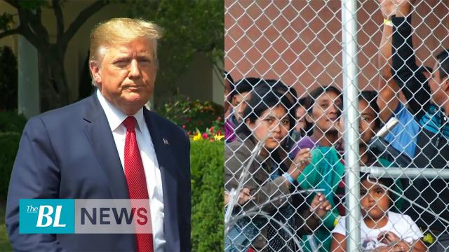 Catch and Release loophole closed ending Obama era cages and family separation