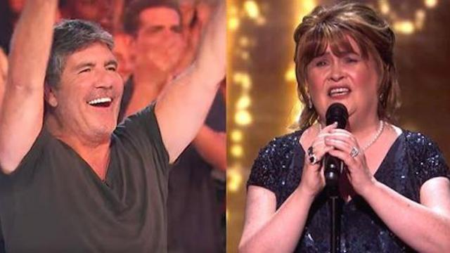 Susan Boyle returns to 'America's Got Talent' 10 years later and earns coveted Golden Buzzer