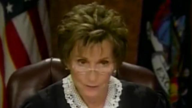 How to lose a court case in 26 seconds. Fastest Judge Judy case ever!