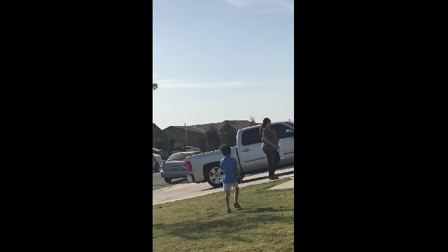 Little Boy Loses His Mind When Big Brother Returns From Marine Corps After 9 Months Away.