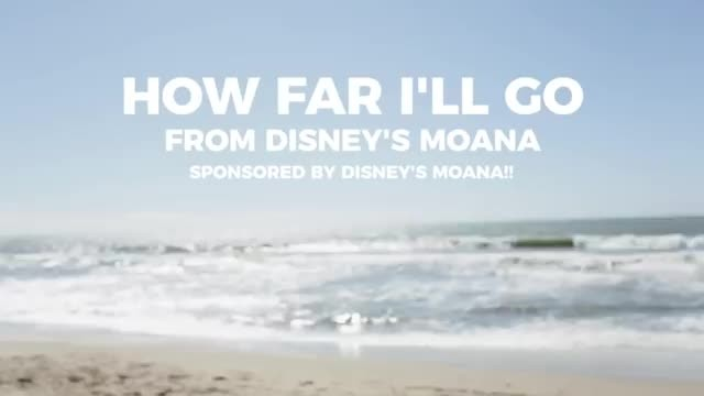 Dad films 5-year-old singing Disney classic - her perfect vocals go viral with 23 million views