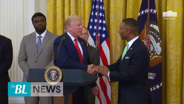 President Trump's First Step Act Helping Former Inmates Find Jobs, Build Futures
