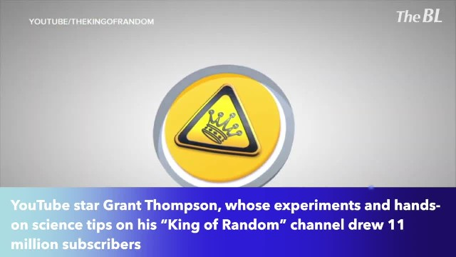 YouTube star Grant Thompson dead at 38 in paragliding accident