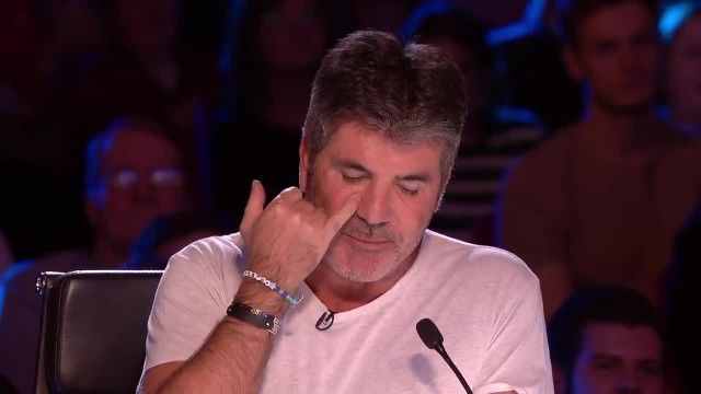 """Tears Flow With Irish Priest's Song Choice Leaving Simon To Say """"This Is My Favorite Ever Audition"""""""