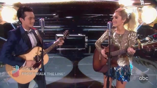 Idol' favorites Laine Hardy & Laci Kaye booth team up for incredible Johnny & June hit