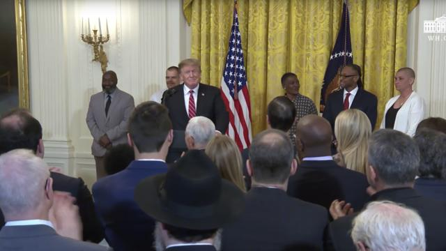 President Trump Participates in the 2019 Prison Reform Summit and First Step Act Celebration