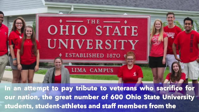 About 600 Ohio State students, staff will pack 200,000 meals for veterans