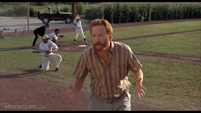Field of Dreams (5 9) Movie CLIP - People Will Come (1989) HD