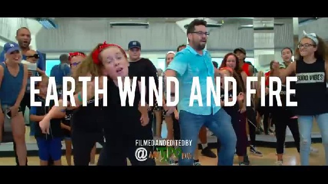Invited by their kid to dance class, dad and mom stun everyone with their jaw dropping slick moves