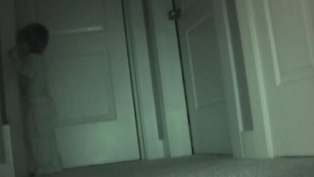 Sister's Toy Kept Disappearing At Night, Until Dad's Camera Shows Burglar Caught In Action