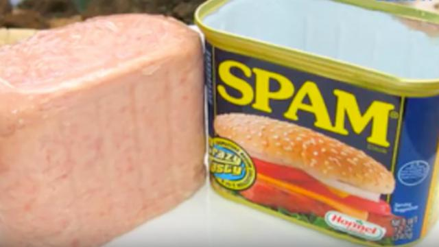 I grew up eating spam all the time, but I never knew the truth about it