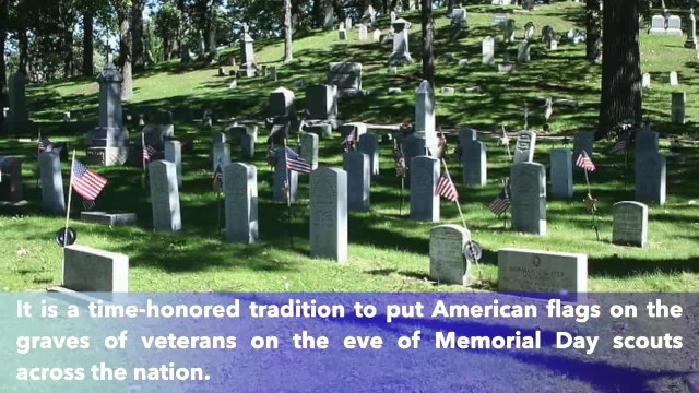 Teen raises thousands to restore 55 war veterans' headstones