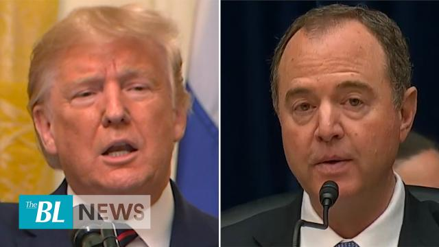 Trump says Shifty Schiff may have committed treason