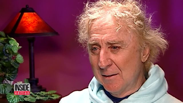 Gene Wilder Passed Away While Listening To 'Somewhere Over the Rainbow' (1)