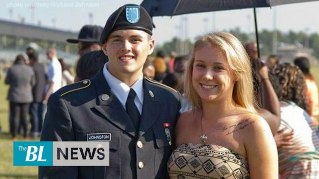 The BL pays tribute to the fallen – A newborn who will never meet her father a true American hero