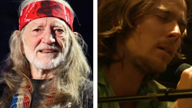 Willie Nelson's son remade his classic hit, and listening to it gave me chills