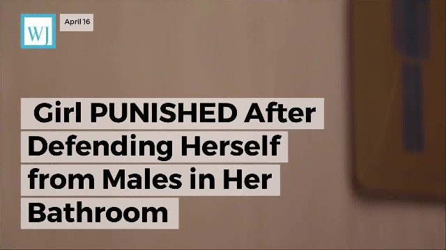 Young girl expelled after defending herself from boy in bathroom