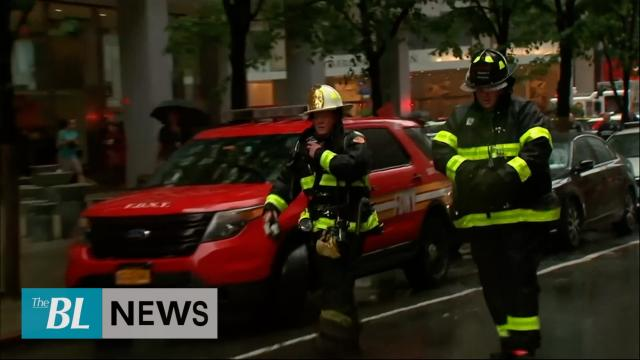 Helicopter Crashes on Roof of New York City High-Rise, Killing One