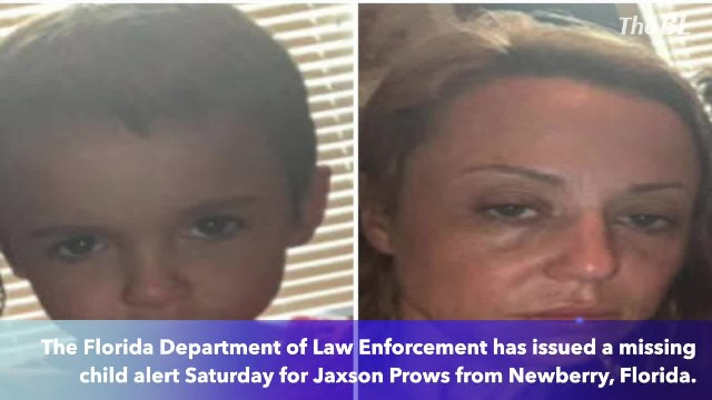 Missing child alert issued for Alachua County 5-year-old