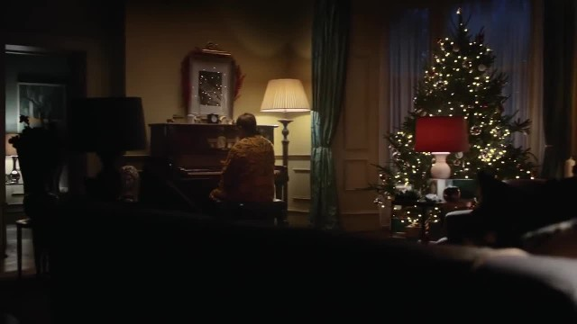 71-Year-Old Elton John Sits At Piano With Christmas Memory Bringing All To Tears