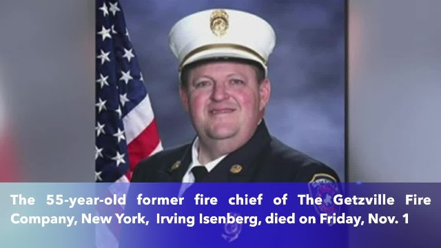 Former Getzwille firefighters fire chief served on 9-11 passes away after battle with cancer
