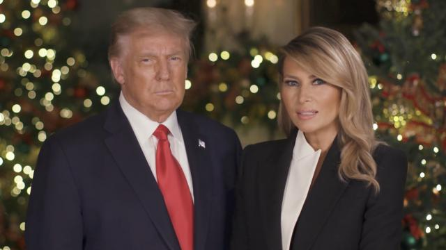 The President and First Lady's 2020 Christmas message